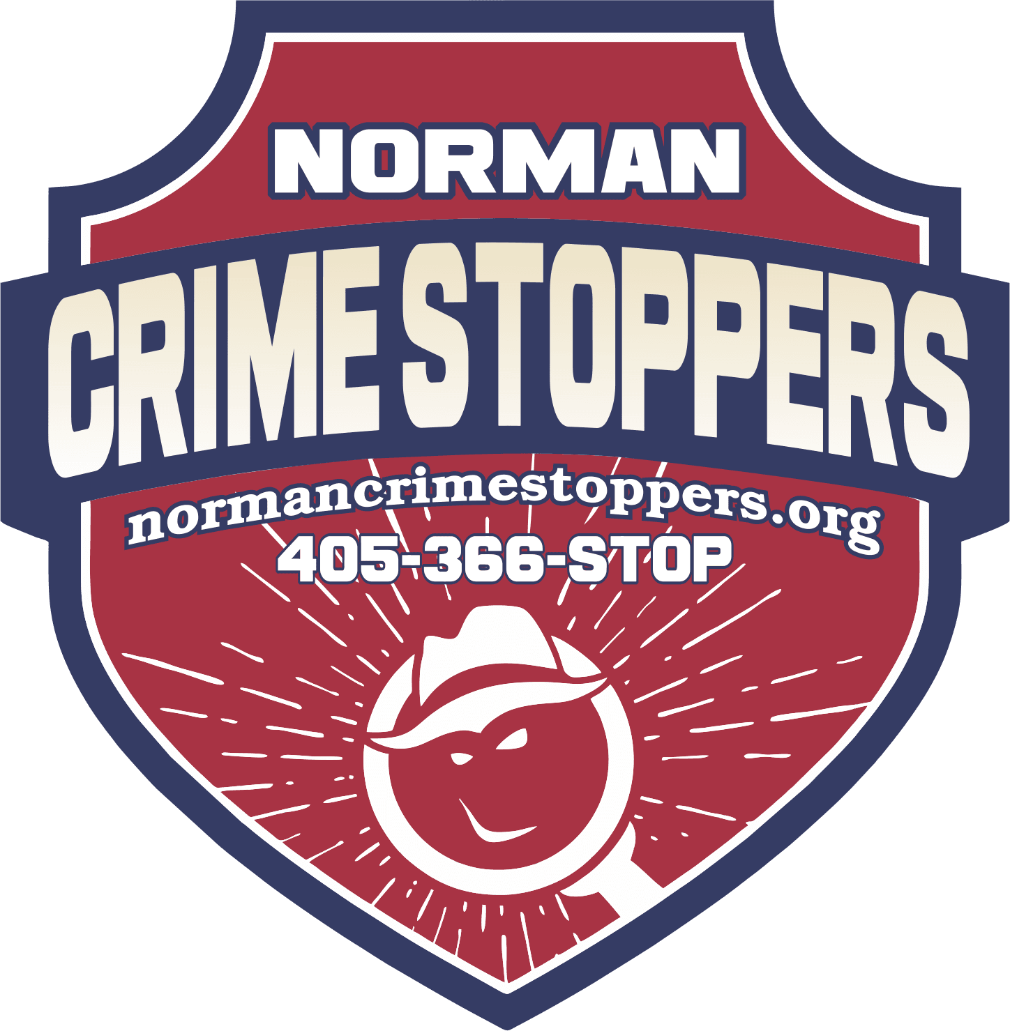 Logo Norman Crime Stoppers