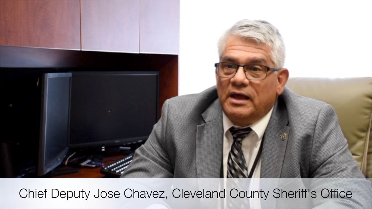 Chief Chavez Slaughterville video image Opens in new window